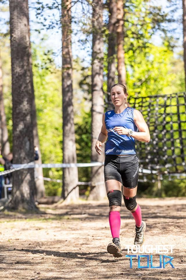 Toughest Umeå Mikkel Beisner